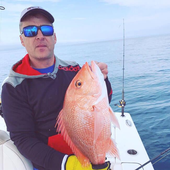 RIchard Surber of Down2Fish