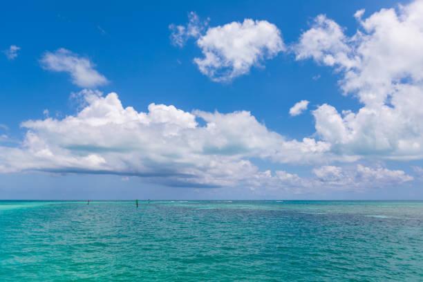 Sandbar at the Florida Keys